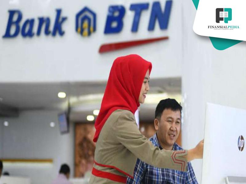 Wadirut PT BTN Tambah Saham di BBTN untuk Tabungan Jangka Panjang