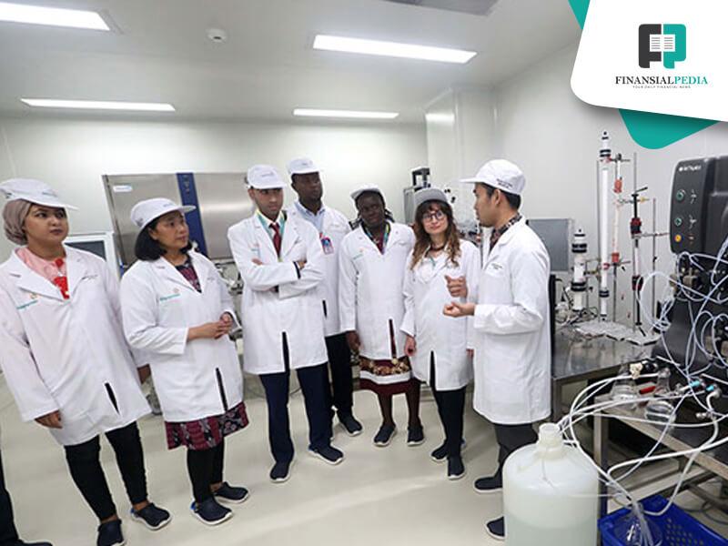 Rencana Uni Emirat Arab Investasi Pabrik Vaksin di Indonesia