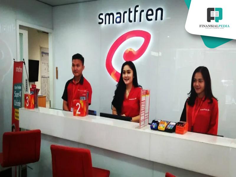 PT Smartfren Telecom akan Menambah Modal 5,82 Miliar Saham