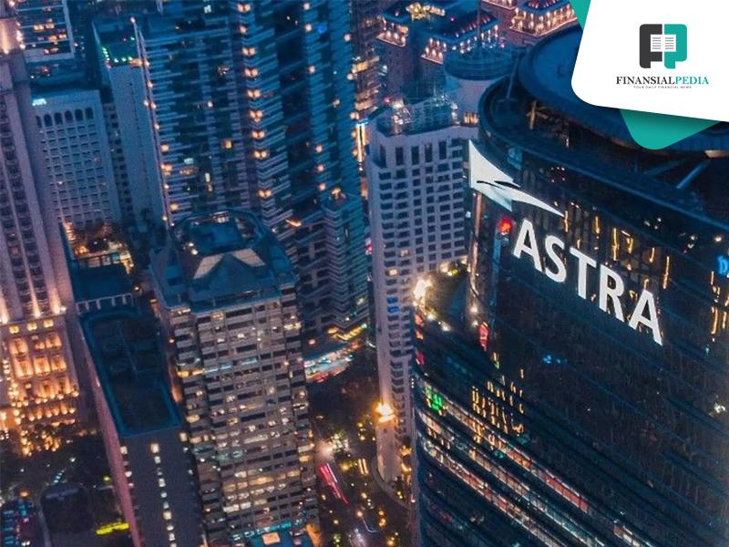 Astra Gunakan Rp 4,6 T Sebagai Dividen Serta Rilis Dompet Digital