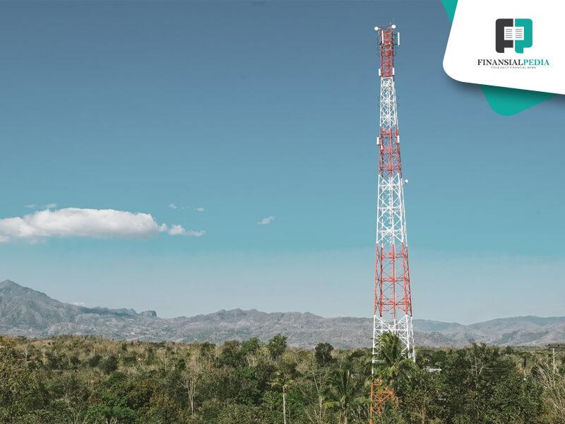 Laba Telkom Tumbuh Dobel Digit di Masa Pandemi