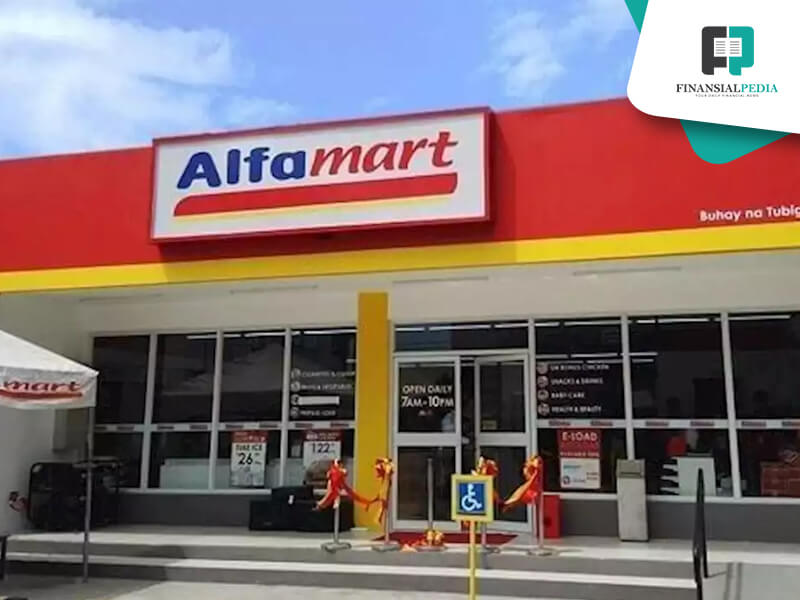 Target Alfamart (AMRT) hingga Rencana Bank Digital