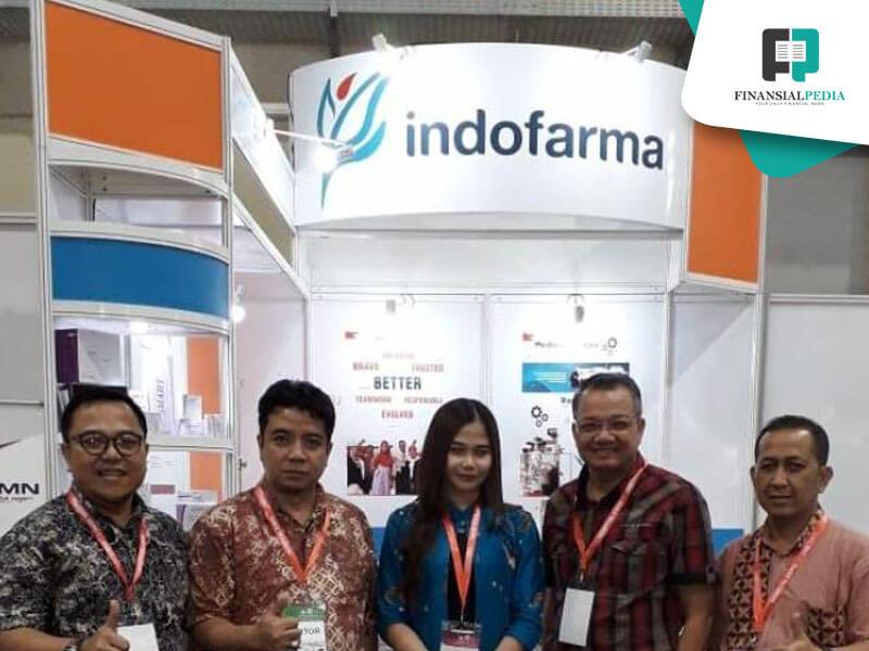 Tujuh Proyek Senilai Rp 200 M PT Indofarma (INAF)