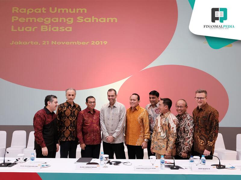 PT Indosat Ooredoo Jual Menara Rp 11 Triliun