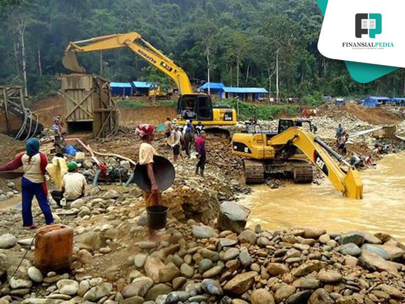 Proyek Emas PT Bumi Minerals (BRMS) Incar Dana US$ 110 Juta dari Waran