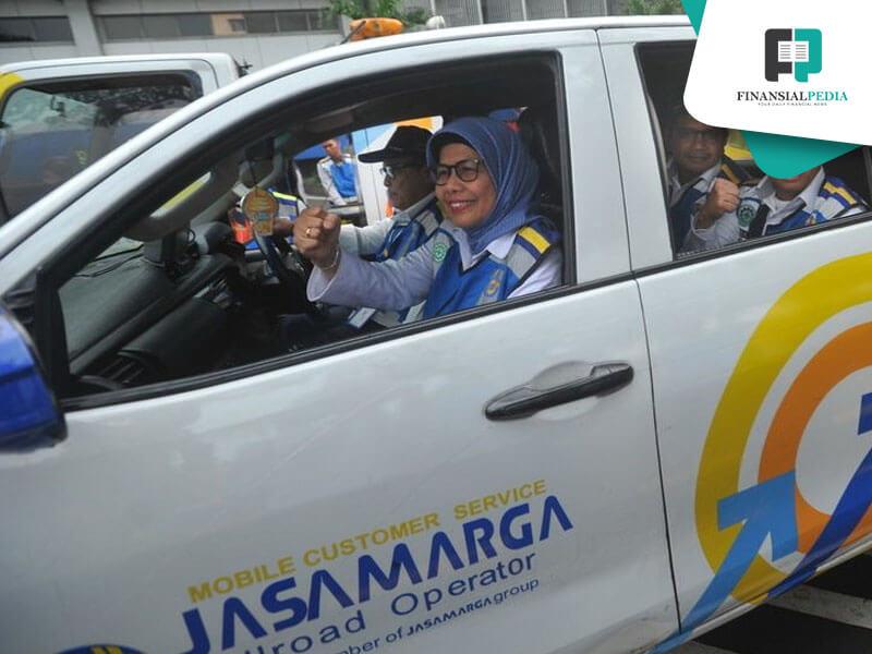 2020, Jasa Marga Raih Laba Bersih Rp 500 M