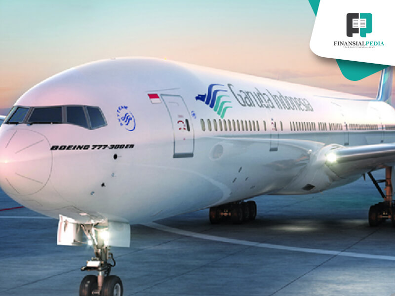 Garuda Indonesia (GIAA) Tunda Bayar Kupon Sukuk Global US$ 500 juta